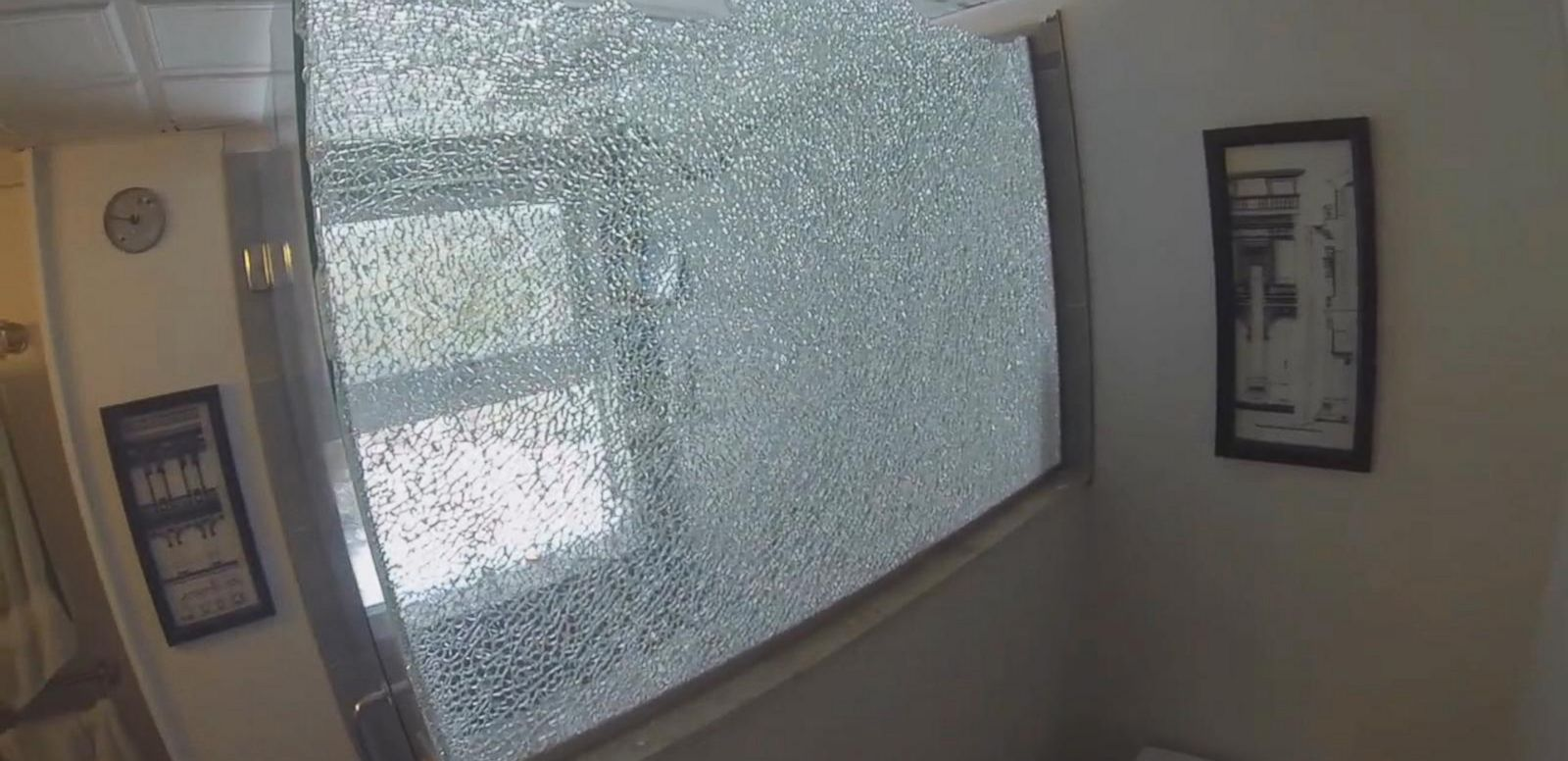 VIDEO: Protect Yourself From Shattering Shower Doors
