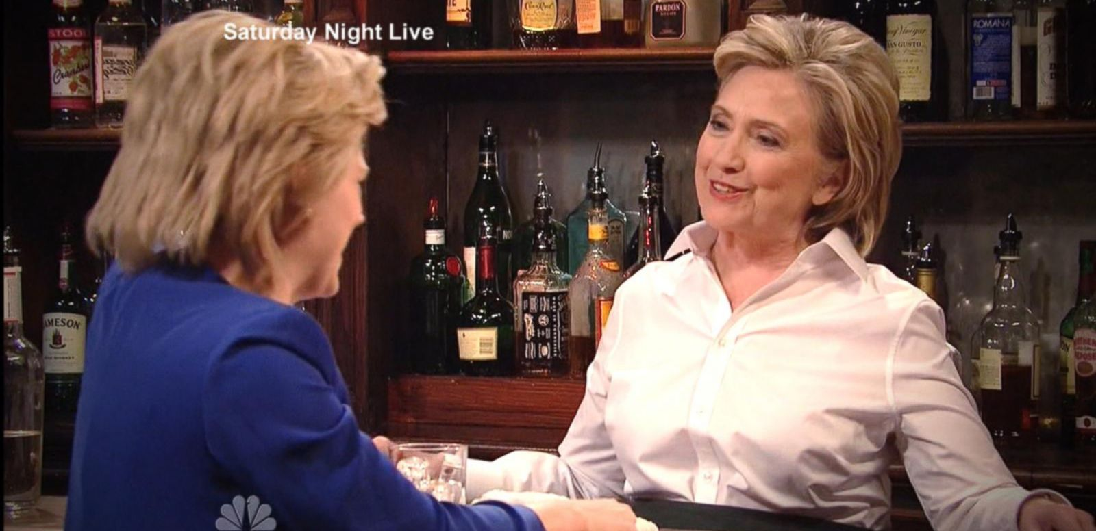 VIDEO: Hillary Clinton Gets Fans Laughing on 'Saturday Night Live'