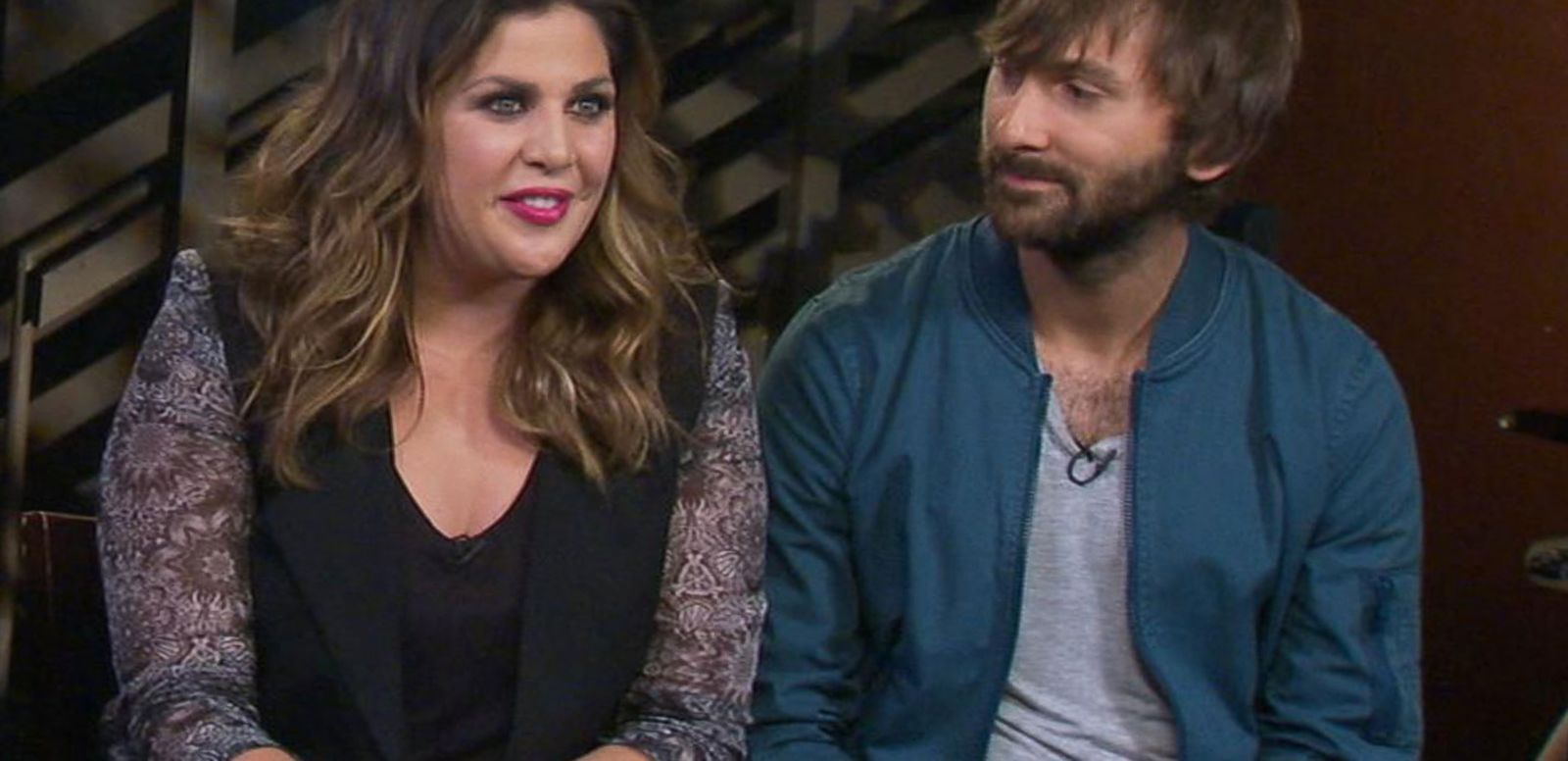 VIDEO: Lady Antebellum Announces They're Working on Their Next Record