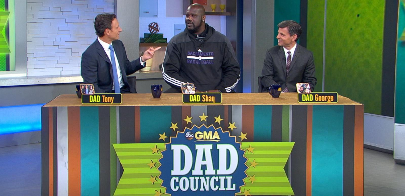 VIDEO: Celebrity Dads Answer Viewer Questions on Parenting
