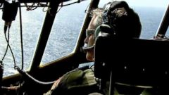VIDEO: Coast Guard Hunts for Missing Cargo Ship