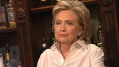 VIDEO: Hillary Clinton Shows Different Side on Saturday Night Live