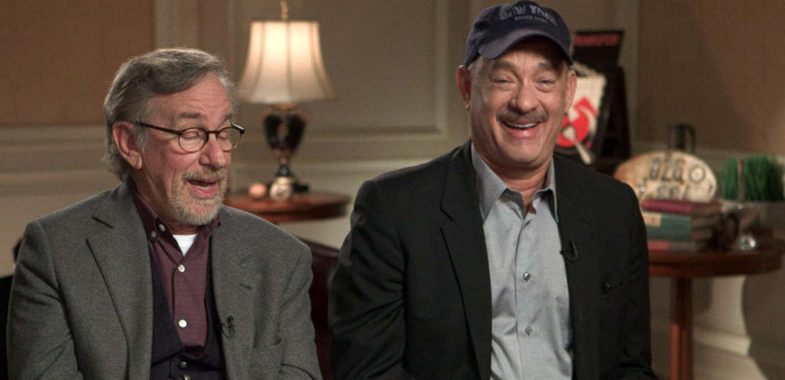 VIDEO: Tom Hanks and Steven Spielberg Describe Their Cold War Drama 'Bridge of Spies'
