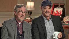 VIDEO: Tom Hanks and Steven Spielberg Describe Their Cold War Drama Bridge of Spies