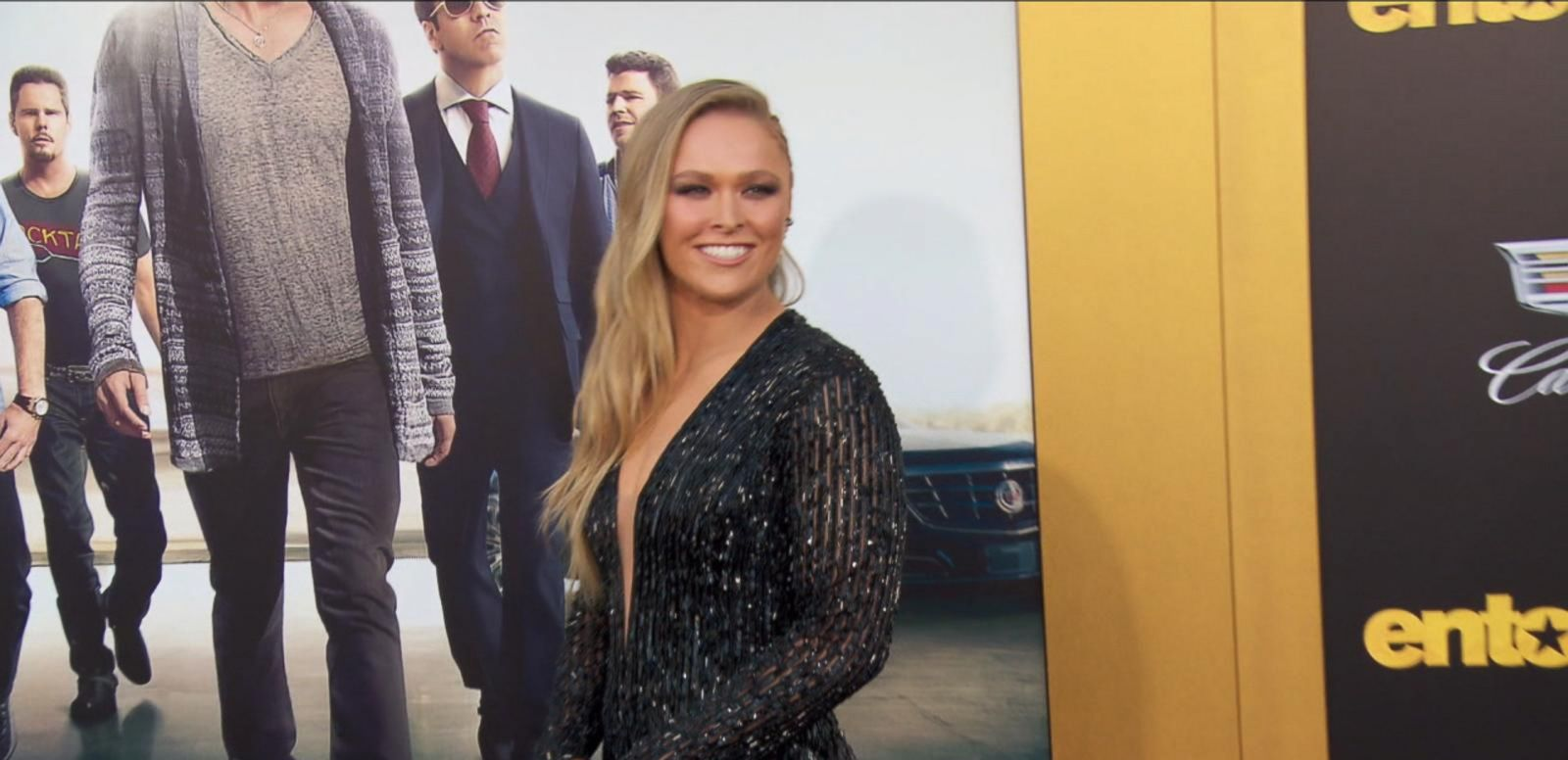 VIDEO: Ronda Rousey Calls Out Justin Bieber, Emma Stone's Music Video And More In Pop News