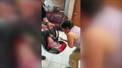 VIDEO: Grandma Gets The Surprise Of Her Life Meeting Grandbaby For the First Time