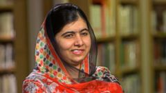 VIDEO: Malala Discusses the New Film He Named Me Malala