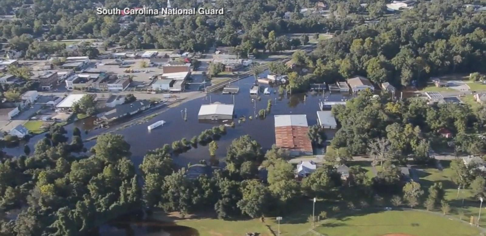 VIDEO: Sixty-Two South Carolina Dams at the Breaking Point