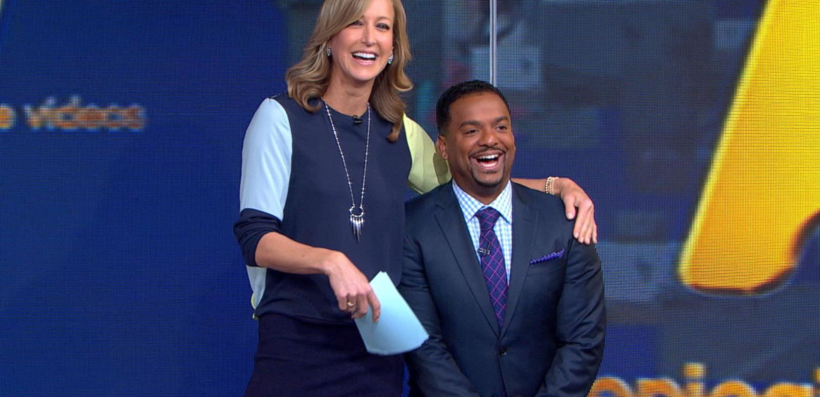 VIDEO: Alfonso Ribeiro to Host 'America's Funniest Home Videos'