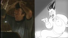VIDEO: Never-Before-Seen Outtakes of Robin Williams in Aladdin
