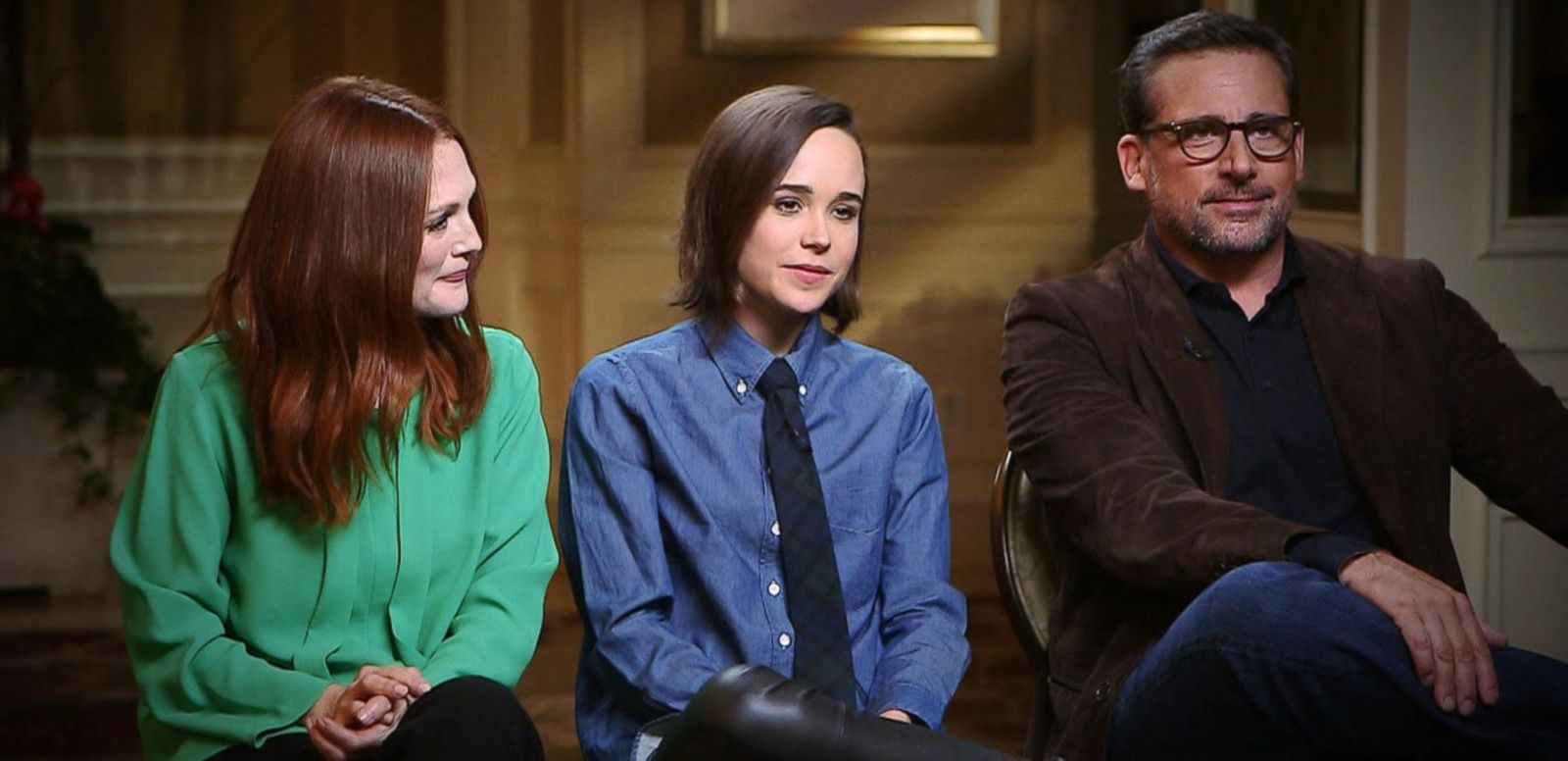 VIDEO: The Superstar Cast of 'Freeheld' Opens Up on the New Film