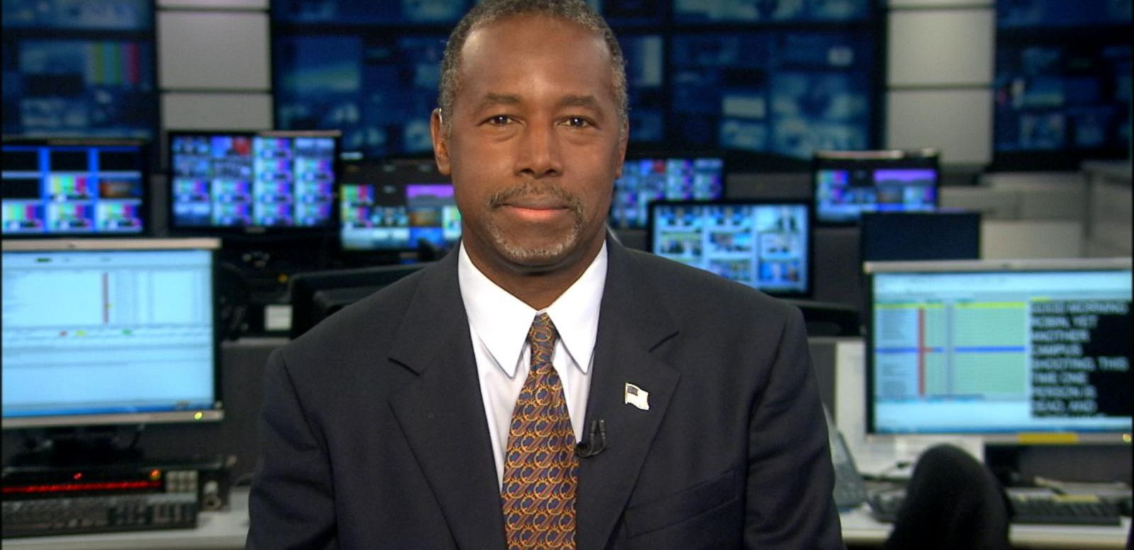 VIDEO: Dr. Ben Carson Discusses His Comments On Gun Control and the Holocaust