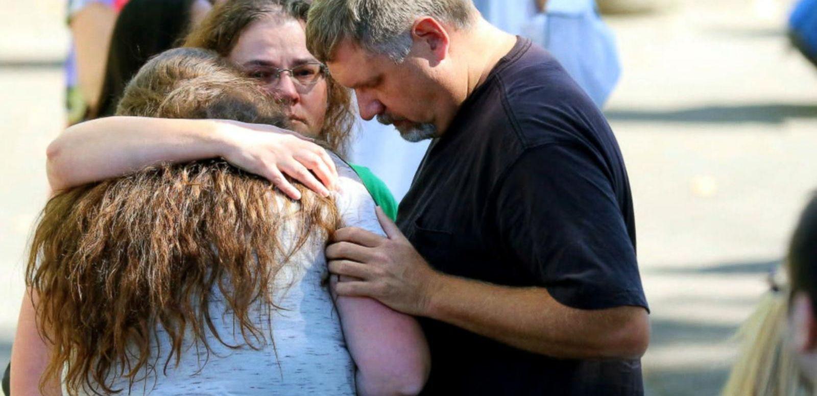 VIDEO: Shooter Opens Fire at Northern Arizona University