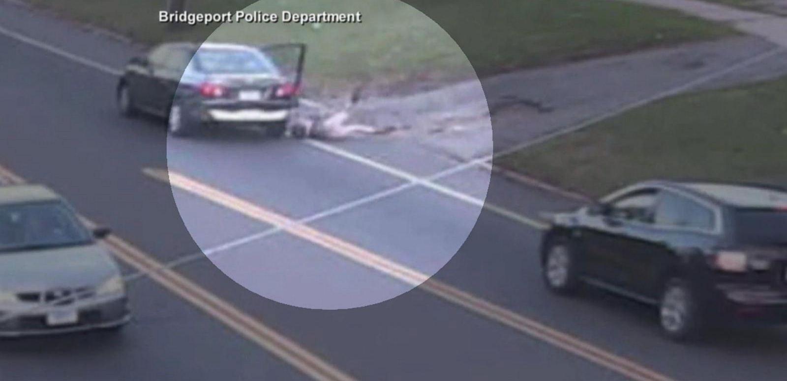 VIDEO: Connecticut Teen's Abduction Escape Caught on Video