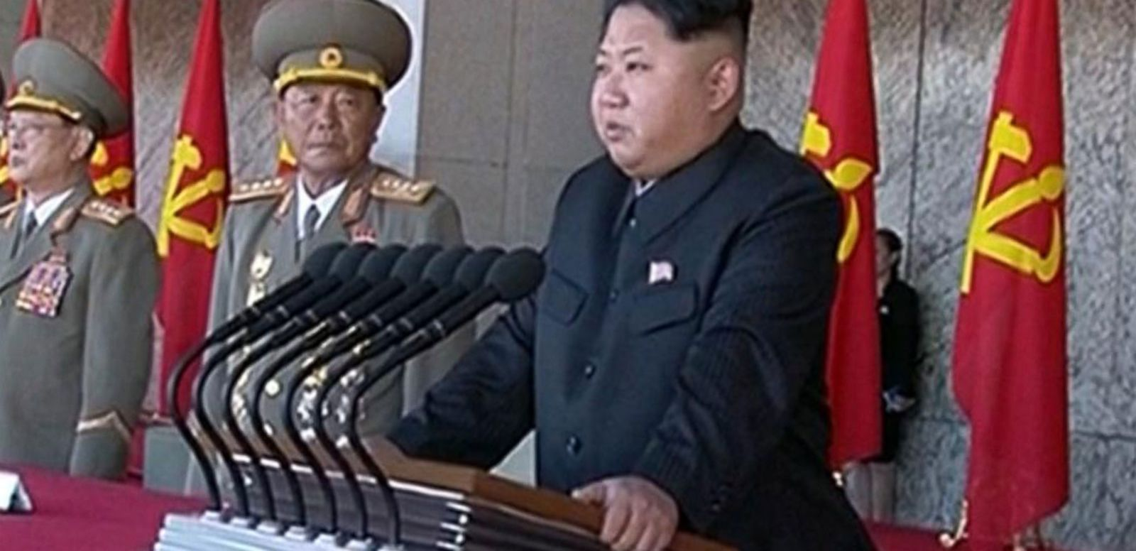 VIDEO: North Korean Leader Says Country Ready to Stand up to US