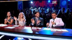 VIDEO: Maksim Chmerkovskiy Returns to Judge DWTS Switch-Up Week