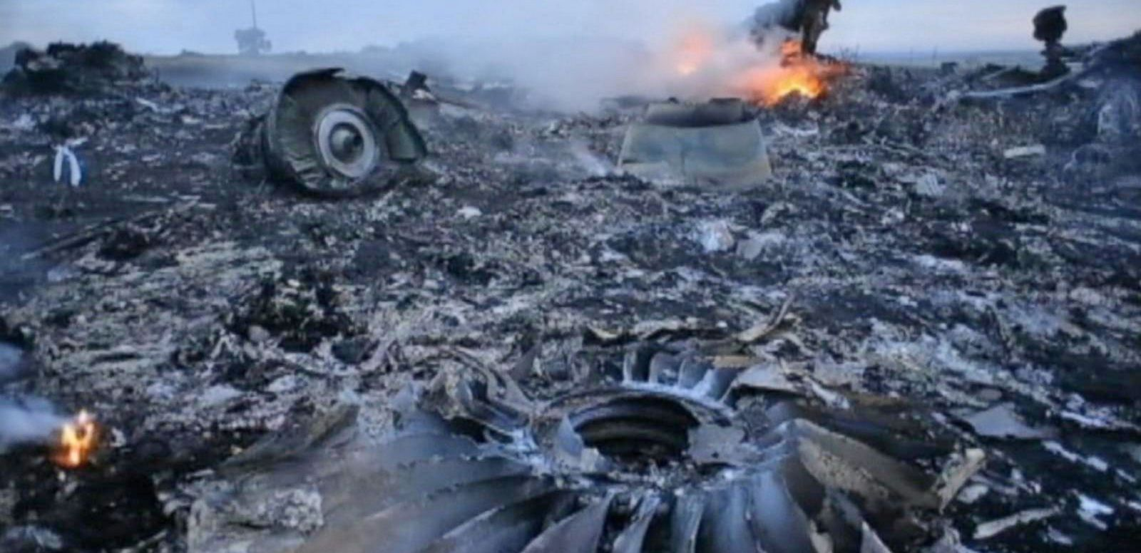 VIDEO: Final Report on Malaysia Airlines Flight Downed Over Ukraine Is Released