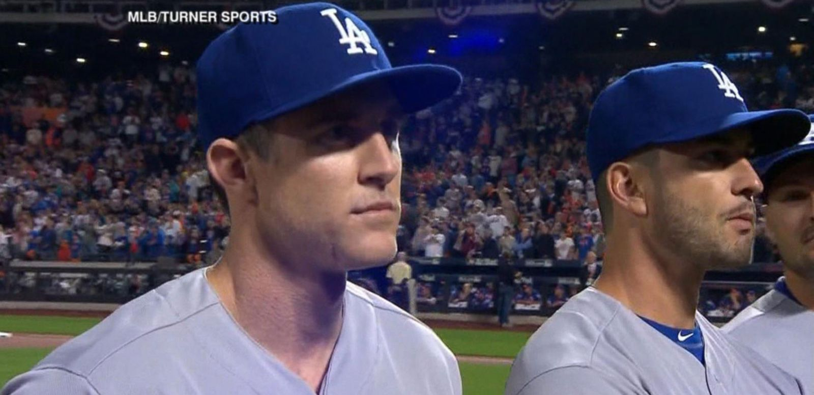 VIDEO: NY Mets Take Game 3 Over Dodgers Amid Chase Utley Slide Controversy