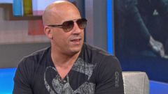 VIDEO: Vin Diesel Addresses Body-Shaming in His Own Way
