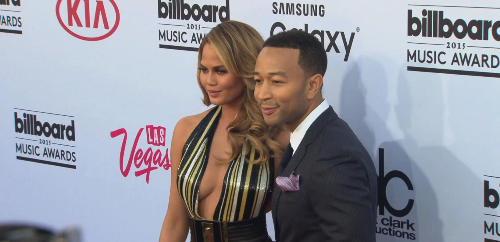 VIDEO: John Legend and Chrissy Teigen Expecting 1st Child
