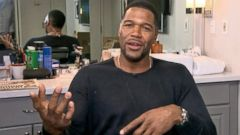 VIDEO: Michael Strahan Reveals Secrets to His Success and Happiness