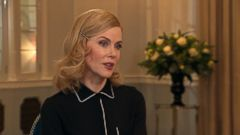 VIDEO: Nicole Kidman on New Thriller Secret in Their Eyes