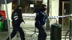 VIDEO: Brussels On Lockdown As Authorities Search for Missing Terrorist