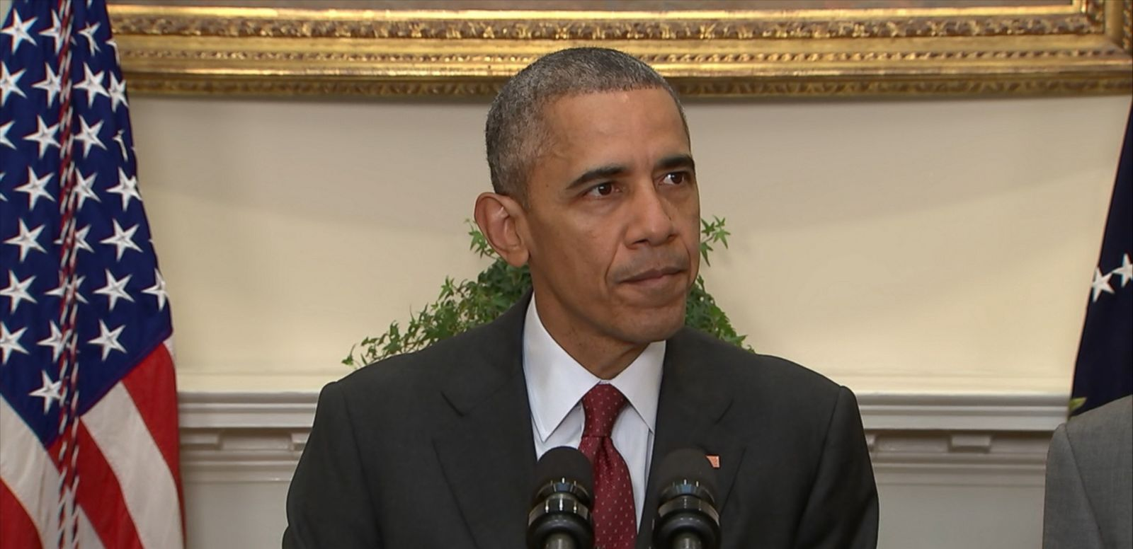 VIDEO: President Obama remarks on homeland security before the Thanksgiving holiday weekend.