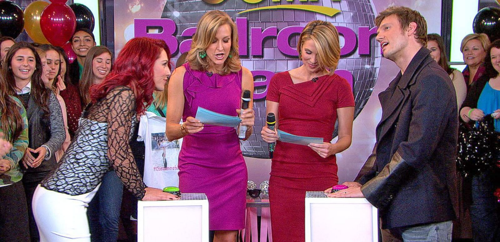 VIDEO: 'DWTS' Cast Play Hollywood Trivia Game