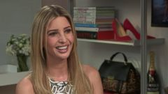 VIDEO: One-on-One With Ivanka Trump