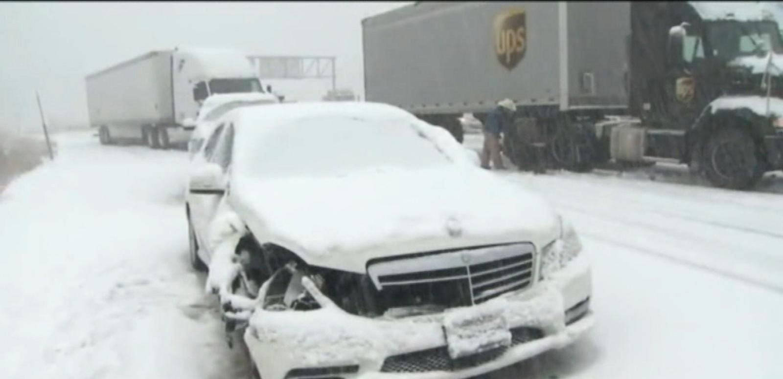 VIDEO: Winter Weather to Hinder Holiday Travel