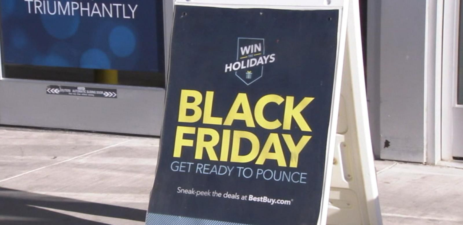 VIDEO: Staples and H & M will close their doors for the holiday after facing years of blacklash.