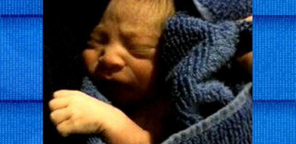 VIDEO: Church Members Offer to Adopt Newborn Left in Manger