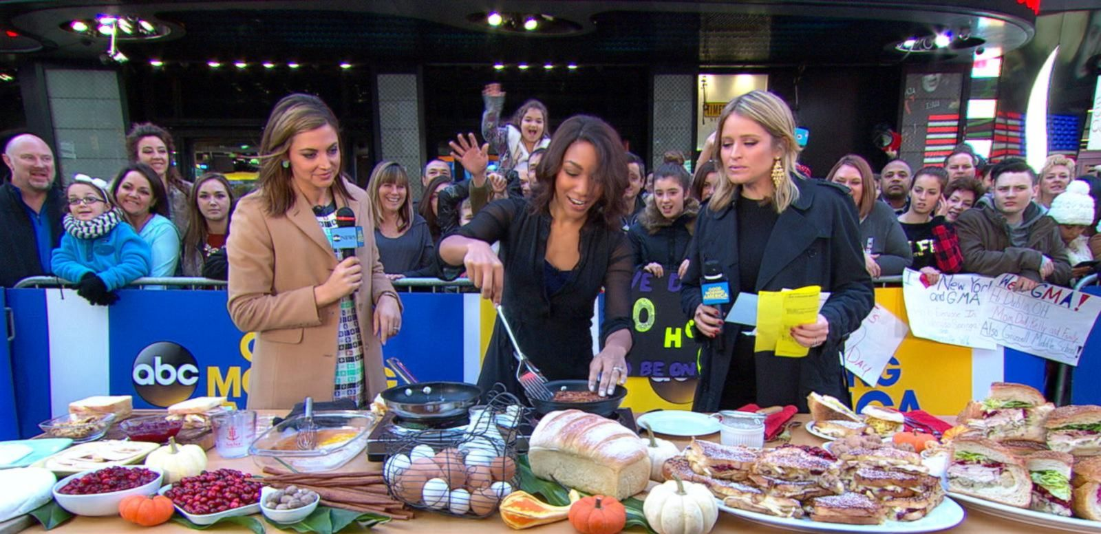 VIDEO: Spruce up Your Thanksgiving Leftovers