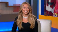 VIDEO: Mariah Carey on Her New Childrens Christmas Book, Directorial Debut