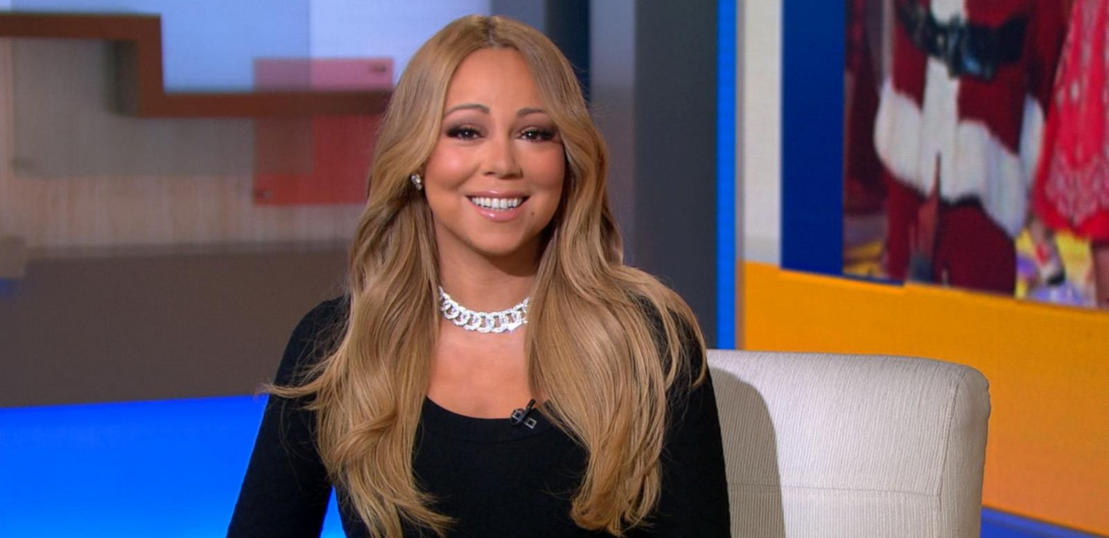 VIDEO: Mariah Carey on Her New Children's Christmas Book, Directorial Debut