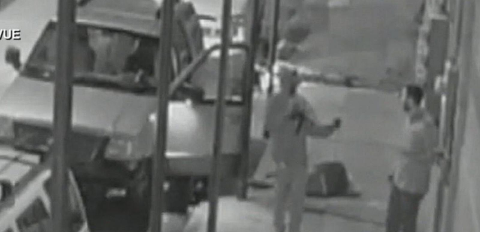 VIDEO: New Surveillance Video Shows Moments Leading Up to Shooting of Tulane Med Student