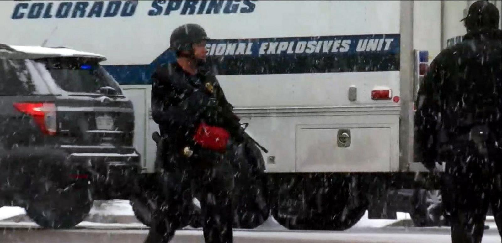 VIDEO: Shooting in Colorado Springs Leaves 3 Dead