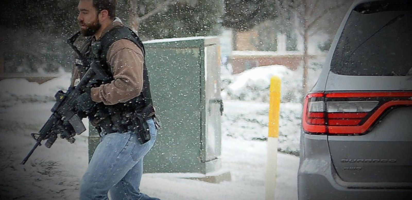 VIDEO: SWAT Team Takes Down Colorado Shooter