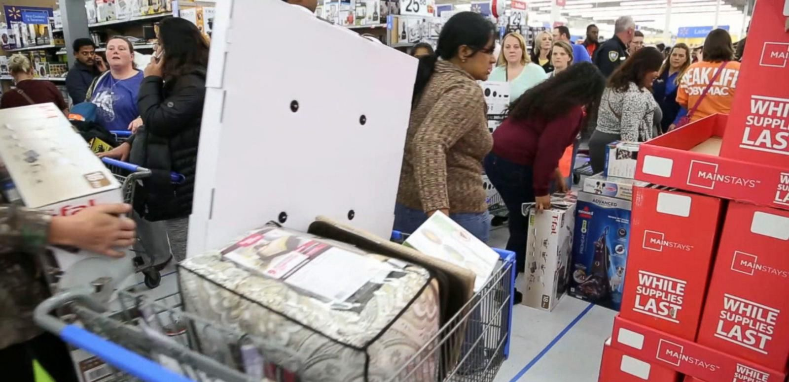 VIDEO: Black Friday Coming to an End?