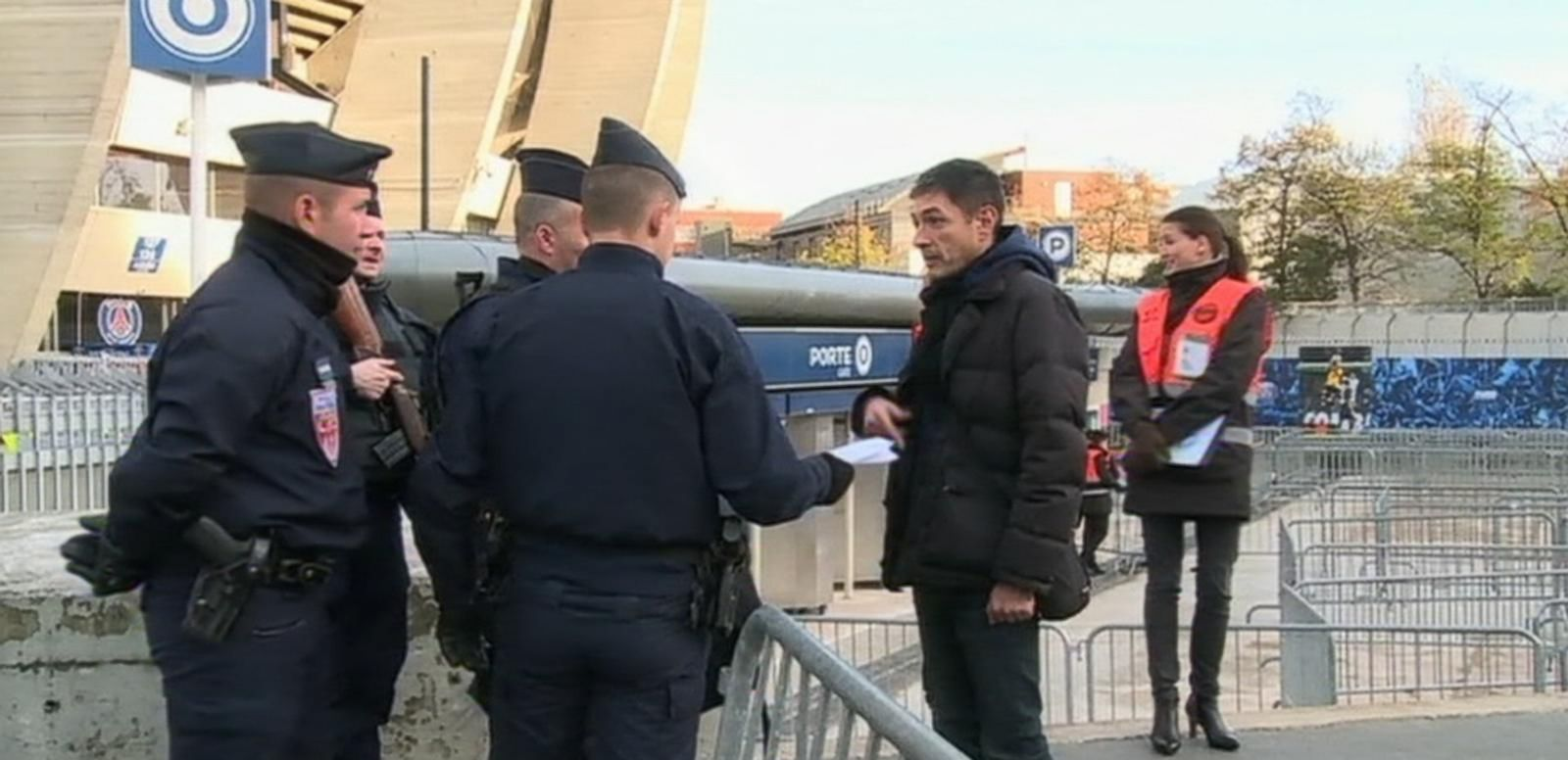 VIDEO: Security Concerns Remain as Obama Heads to Paris