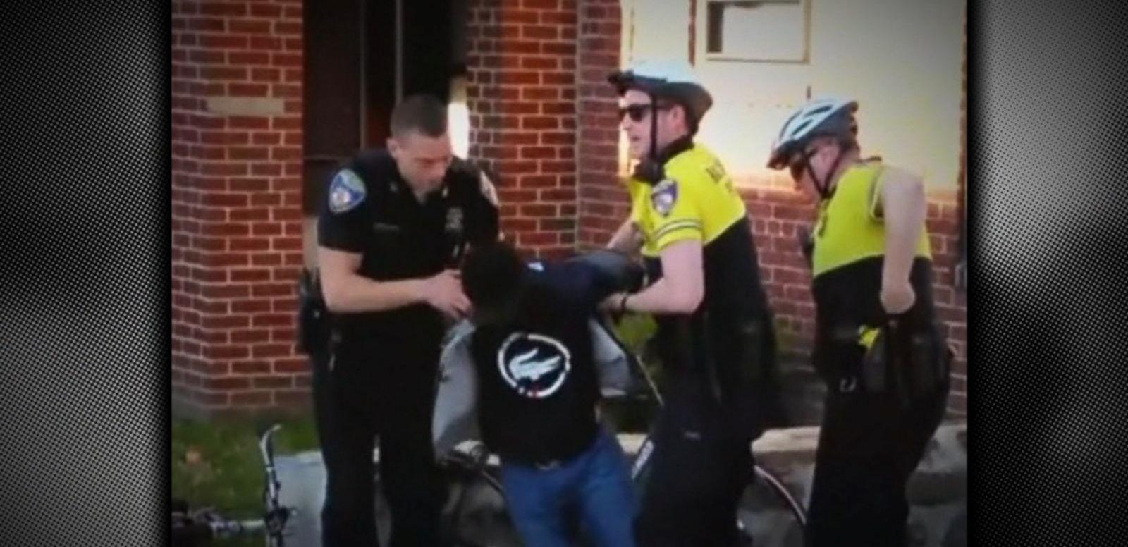 VIDEO: Freddie Gray Manslaughter Trial Begins