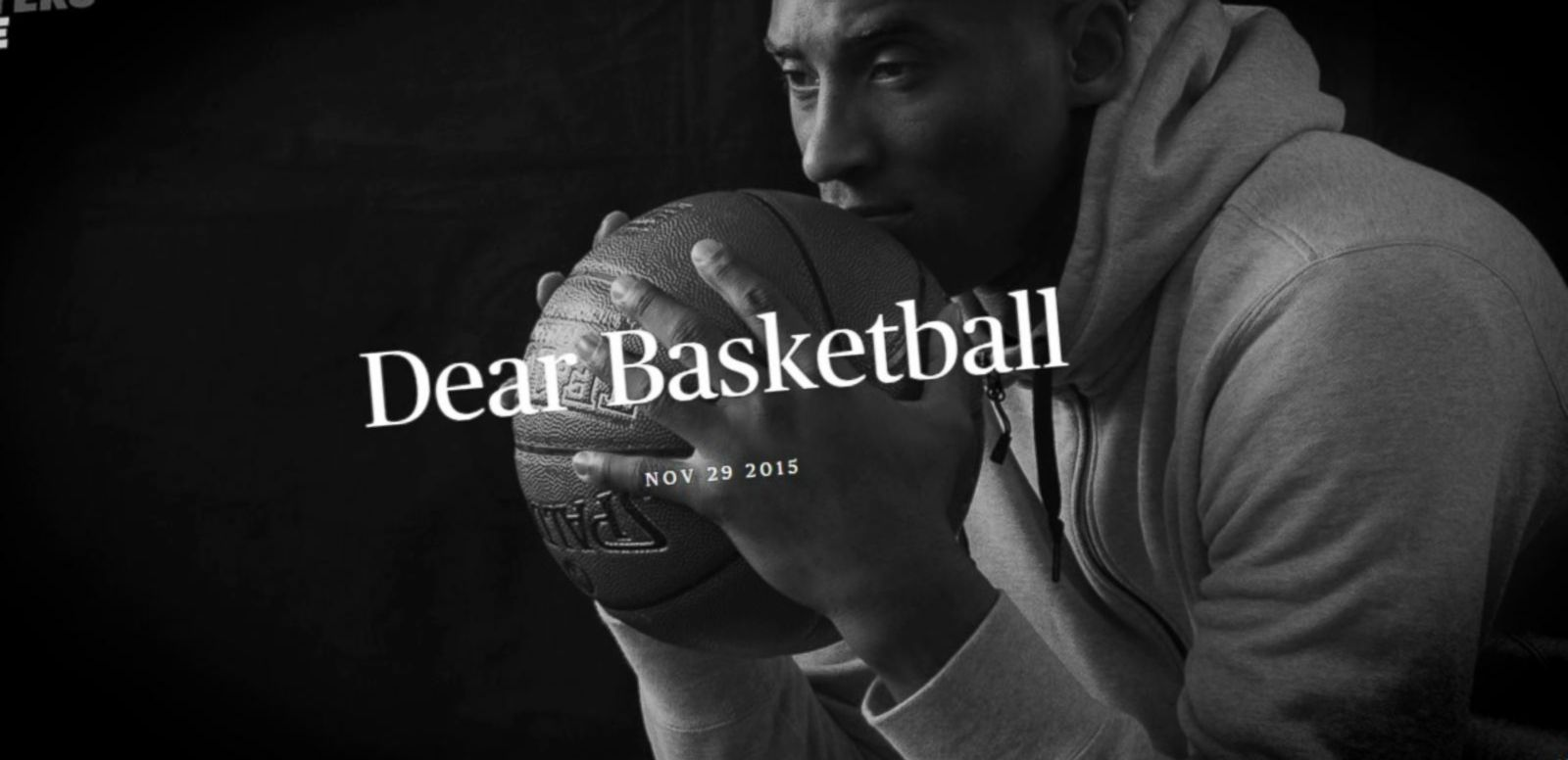 VIDEO: Kobe Bryant Announces Retirement From NBA