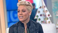 VIDEO: Pink Announces Kids Wellness Project