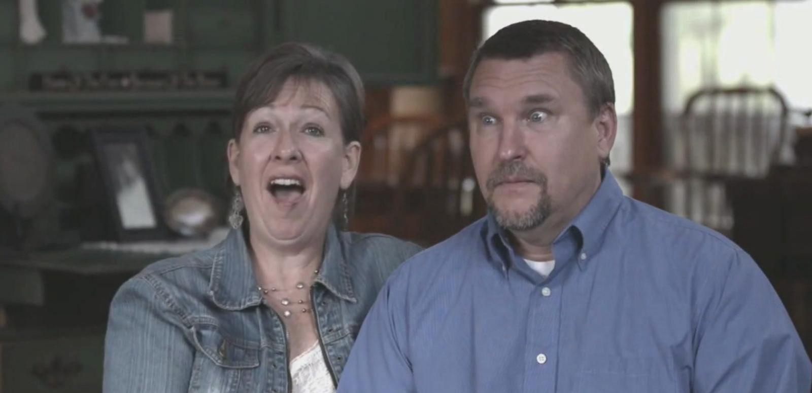 VIDEO: Couple's Surprise Slow-Motion Pregnancy Announcement