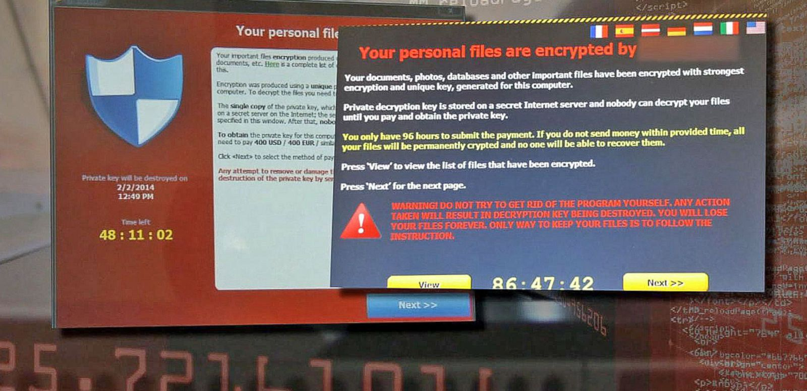 VIDEO: Security Experts Warn Ransomware Attacks Will Grow in 2016