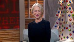VIDEO: Helen Mirren Details Role in Trumbo