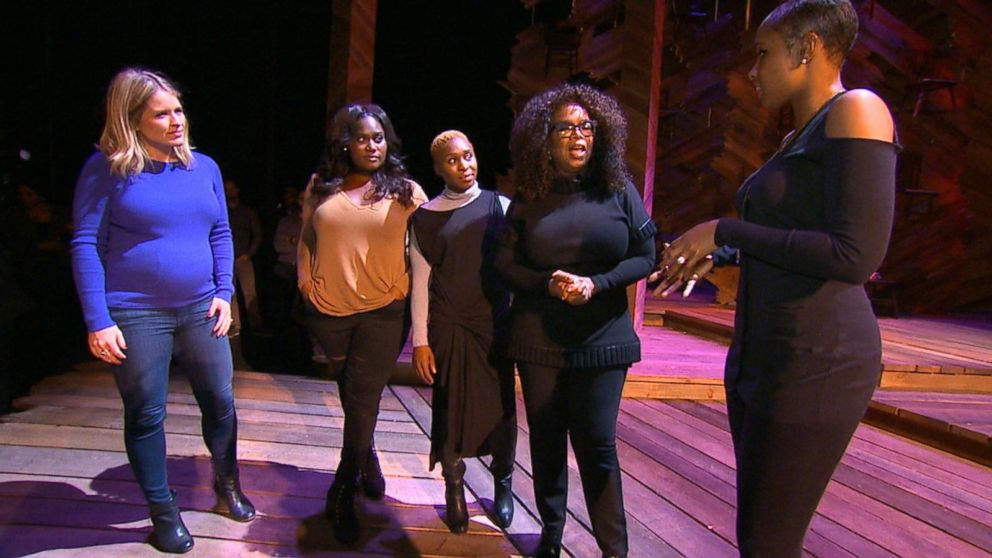 The Color Purple: Time to Go Clip - YouTube