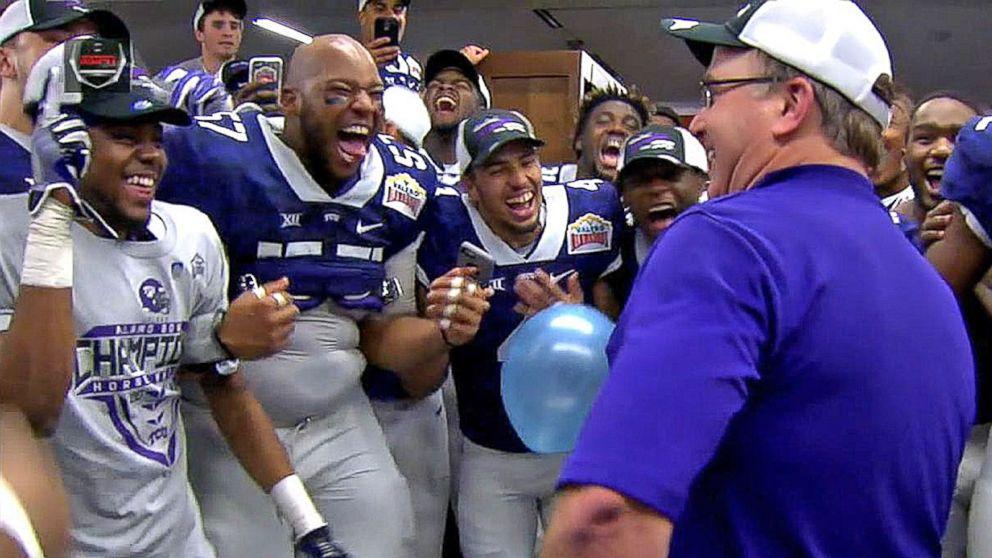 TCU Achieves Incredible Comeback in Alamo Bowl Video - ABC ...