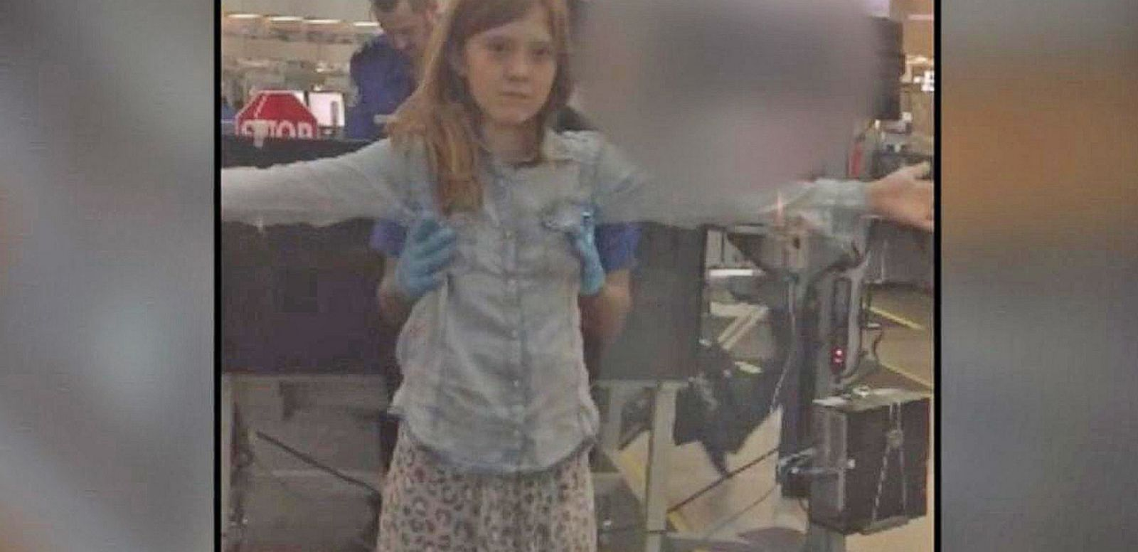 TSA pat-down of 10-year-old girl has her father outraged